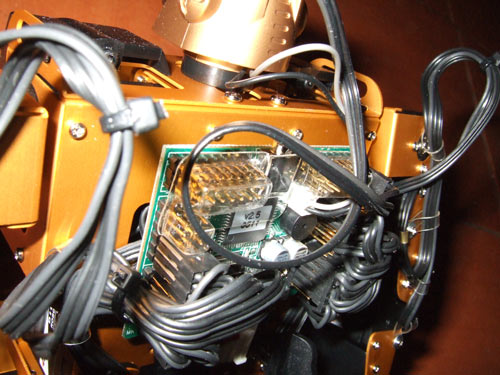 Robonova controller MR C-3024